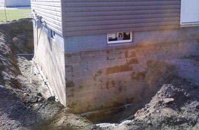 Markarbeten - dränering av grund och källare